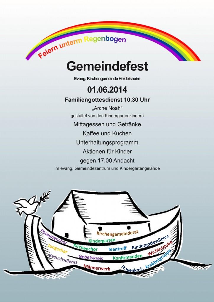Gemeindefest2014