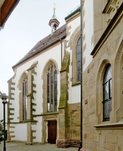 Martinskapelle Merianstr. 20, 76646 Bruchsal-Heidelsheim (Hinter der Sparkasse)