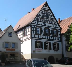 Evang. Pfarramt Marktplatz 9, 76646 Bruchsal-Heidelsheim