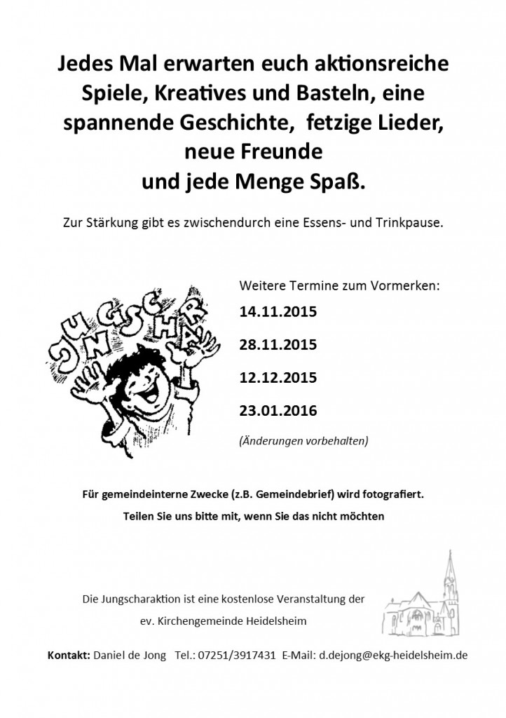 2015-10 Jungschar-Flyer